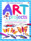 The Usborne Book of Art Projects by Fiona Watt (Hardback, 2005)