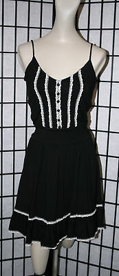 Victorian Style Slip Dress Steampunk NWT