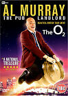 Al Murray - The Pub Landlord - Beautiful British Tour - Live From The O2 Arena (DVD, 2009)