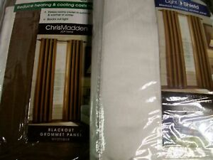 Chris-Madden-Mystique-GROMMET-BLACKOUT-Panel-Curtain