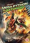 Mega Python Vs Gatoroid (DVD, 2011)