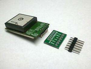New-UART-Serial-GPS-Module-Skylab-SKM53-Arduino-w-Breakout-Board-Pins