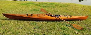 Cedar-Wood-Strip-Built-Grande-Kayak-Wooden-Boat-17-039