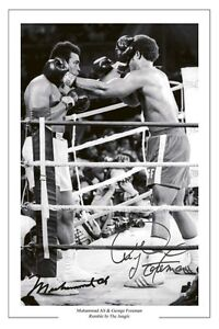 MUHAMMAD-ALI-GEORGE-FOREMAN-RUMBLE-IN-THE-JUNGLE-SIGNED-AUTOGRAPH-PHOTO-PRINT