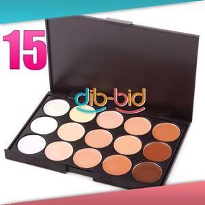 New-Professional-15-Concealer-Camouflage-Makeup-Palette