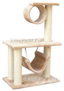 EliteField-Cat-Tree-Furniture-Condo-House-Scratcher-Bed-Toy-Post-EFCT-2037