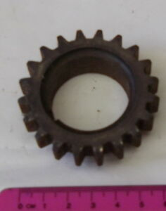 LEYLAND-P76-TIMING-GEAR-CRANKSHAFT-USED-G-C