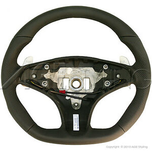 Mercedes-Benz-C-Class-C63-W204-AMG-Steering-Wheel-with-Gear-Shifters-BRAND-NEW