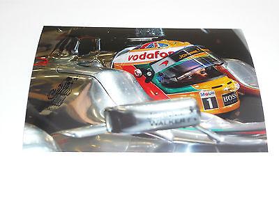 Lewis Hamilton Mclaren 7x5 Photo  12
