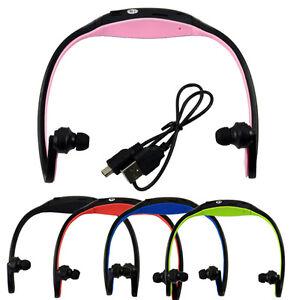 Wireless-Sports-Gym-MP3-Player-Headset-Headphone-Micro-SD-TF-Card-FM-Radio-6817