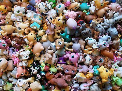 Littlest Pet Shop 10 Random Pets -Grab Bag-