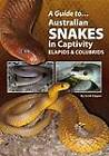 A Guide to Australian Snakes in Captivity: Elapids and Colubrids by Scott Eipper (Paperback, 2012)