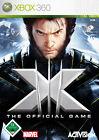 X-Men: The Official Game (Microsoft Xbox 360, 2006, DVD-Box)