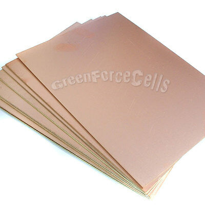 2x Copper Clad Laminate Circuit Boards FR4 PCB Double Side 15cmx20cm 150mmx200mm