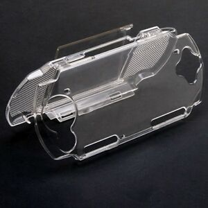 Clear-Crystal-Case-Hard-Cover-Skin-Bag-fr-Sony-PSP-3000