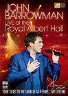 John Barrowman - Live At The Royal Albert Hall (DVD, 2010)