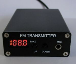 500mW-PLL-stereo-power-FM-transmitter-antenna-power