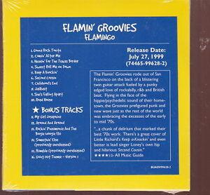 Flamin Groovies Flamingo