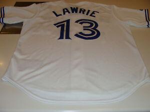 2012-Toronto-Blue-Jays-Brett-Lawrie-Home-White-Jersey-XL-MLB-Baseball-Majestic
