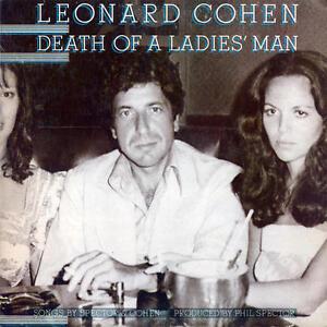 Leonard-Cohen-Death-Of-A-Ladies-039-Man-180G-LP-REISSUE-NEW-GATEFOLD-Phil-Spector