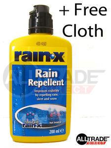 1-x-RAIN-REPELLENT-BY-RAIN-X-SLEET-SNOW-ANTI-FOG-ALSO-STOCKED