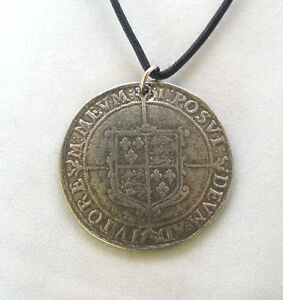 Medieval Coin Necklace