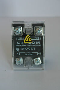 Crydom-10PCV2475-Solid-State-Relay-Proportional-Power-Controller