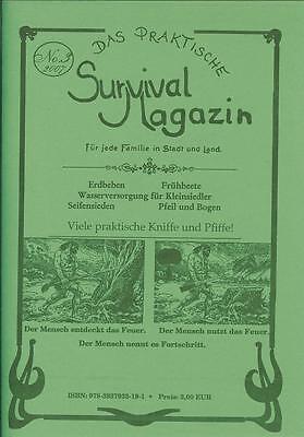 Survival Magazin No.3 -  Die etwas andere Hausapotheke!