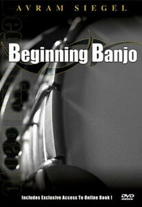 Learn-To-Play-Bluegrass-Banjo-Songs-For-Beginners-DVD-FAST-FREE-USA-SHIPPING