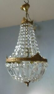 50-s-Mid-Century-Empire-Style-Ceiling-Lamp
