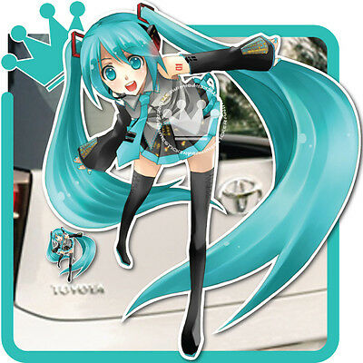 Vocaloid Hatsune Miku Anime Car Decal Sticker 034