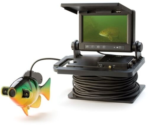 Underwater cameras collection on ebay for Ice fishing cameras