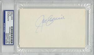 Joe-Cronin-SIGNED-3x5-Index-Card-Boston-Red-Sox-DEC-PSA-DNA-AUTOGRAPHED
