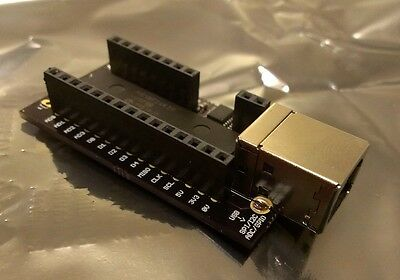 USB to SPI / I2C / ADC / GPIO Converter & Analyser (PC or Raspberry Pi)