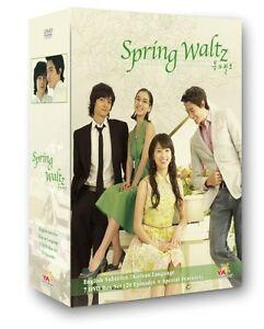 korean tv drama spring waltz box set ya entertaimnment