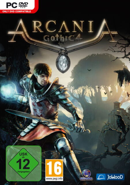 ArcaniA - Gothic 4 (PC, 2010, DVD-Box)