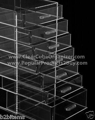 Cosmetics-Jewelry-Hair Acc. Acrylic Display Organizer