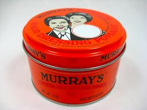 MURRAY-039-S-Superior-Hair-Dressing-Pomade-Styling-Wax-Putty-Grease-Hold-Murrays-3oz