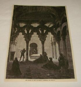 1877-magazine-engraving-CATHEDRAL-OF-CORDOBA-Spain