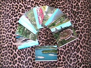 CANADIAN 1960s VINTAGE POSTCARDS-BRITISH COLUMBIA CANADA SOUVENIR- LOT OF 11-NEW - France - État : Neuf: Objet neuf et intact, n'ayant jamais servi, non ouvert. Consulter l'annonce du vendeur pour avoir plus de détails. ... Type: Real Photo (RPPC) Region: Canada Postage Condition: Unposted Country/Region of Manufacture: Canada Era: Ch - France