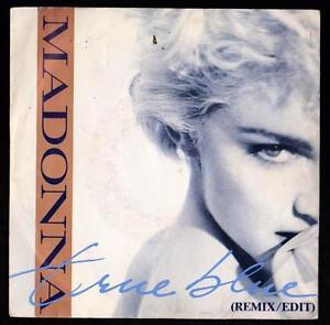 MADONNA-DISCO-45-GIRI-TRUE-BLUE-REMIX-EDIT-SIRE-92-8550-7