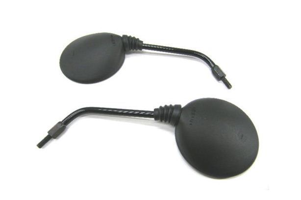 PAIR OF MIRRORS FOR YAMAHA XT 125 MODELS, 2005 ONWARDS