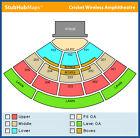 Dave Matthews Band Tickets 09/07/12 (Chula Vista)