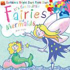 Fairies and Mermaids by Mark Bergin (Paperback, 2011)