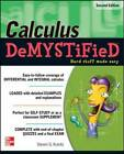 Calculus Demystified by Steven G. Krantz (Paperback, 2000)