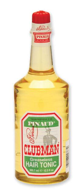 Pinaud Clubman HAIR TONIC NON-GREASY 12.5 oz.