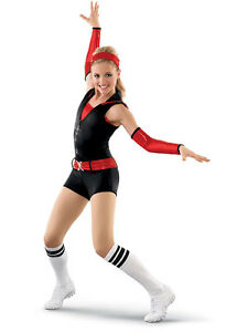 77b07f1f0119 NEW 'Boom, Boom, Pow' Jazz, Hip Hop, Funk Dance Competition Costume ...