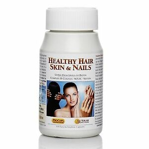 Andrew-Lessman-HEALTHY-HAIR-SKIN-amp-NAILS-100-Capsules-HSN-ProCaps-Labs