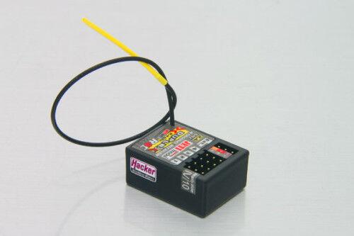 JETI DUPLEX 2.4EX GHz Empfänger RC4 Car  80001221