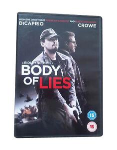 Body Of Lies (DVD, 2009)